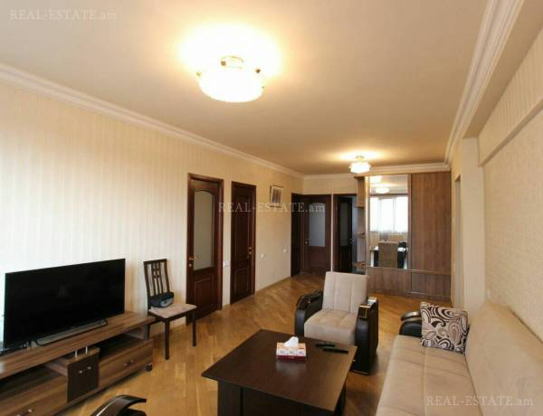 2 bedrooms apartment for rent خیابان آرشاکونیاک, مرکز شهر ایروان, 54959