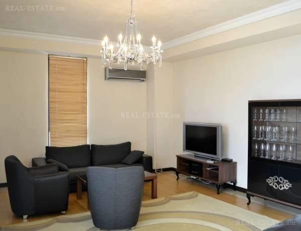 1 bedroom apartment for rent Buzand St, Center Yerevan, 77940